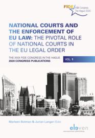 Die Rolle nationaler Gerichte bei der Durchsetzung von EU-Recht