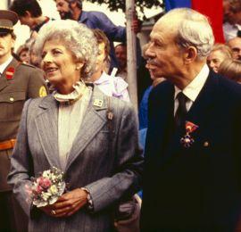 Tod von Fürstin Gina und Fürst Franz Josef II.