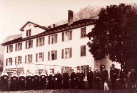 Das Armengesetz von 1869