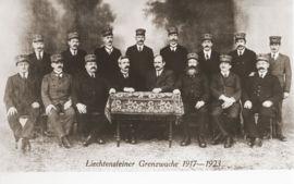 Kündigung des Zollvertrags mit Österreich-Ungarn