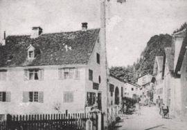 Das Postamt Vaduz nimmt seinen Betrieb auf