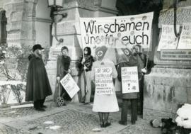 Die Liechtensteiner Männer lehnen das Frauenstimmrecht ab